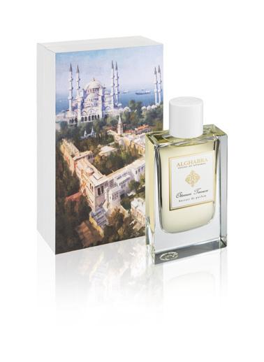 Alghabra Alghabra  Ottoman Treasure Extraıt De Parfum  50Ml Unisex Renksiz